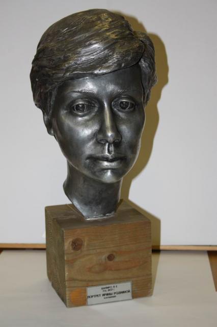 Шапиро п е портрет ирины родниной