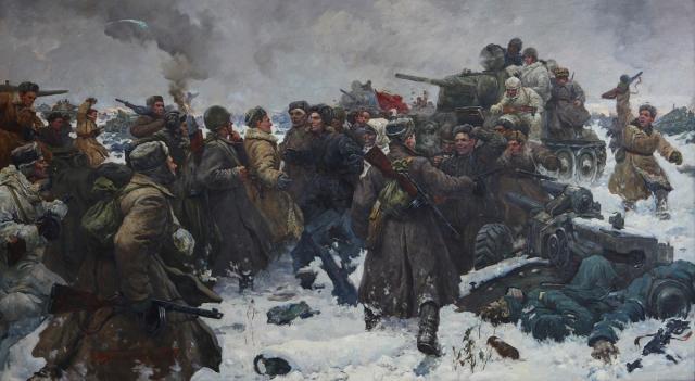 Картинки по запросу соединение советских войск под калачем