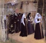 Nesterov M. The Great Taking of the Veil. 1898