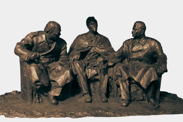 Грубе А.В. На Крымской конференции руководителей трех великих держав. 1945
