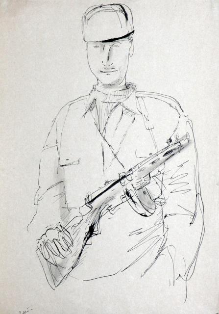 Власов В.А. Партизан в ушанке и с автоматом. 1942-1944