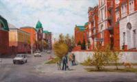 Олейников Е.В. Барнаул-City. пр.Социалистический. 2005