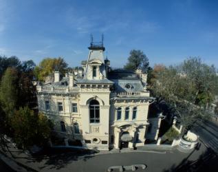 Государственный музей изобразительных искусств.